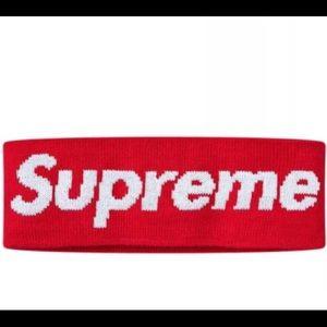 SUPREME New Era Headband
